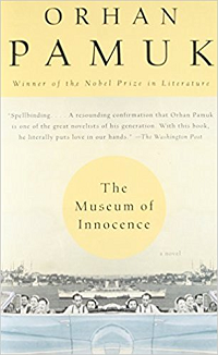 museum of innocence orhan pamuk book cover
