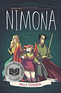 Nimona in 12 of the Best Horror Comics That Are Terrifying Readers Today