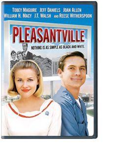 pleasantville movie cover