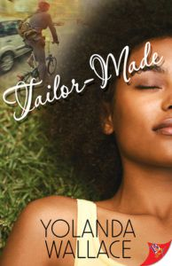 cover of tailor-made by yolanda wallace