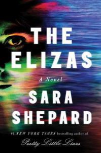 the elizas cover image by sara shepard