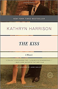 the kiss by kathryn dunn book cover
