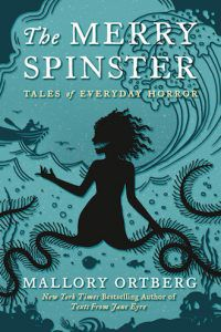 The Merry Spinster by Daniel Mallory Ortberg cover