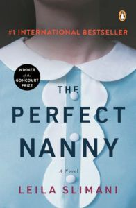 the perfect nanny by Leïla Slimani cover image
