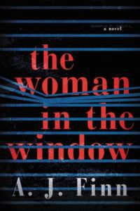 the woman in the window by aj finn cover image