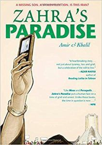 Cover of Zahra's Paradise by Amir & Khalil
