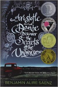 Aristotle and Dante Discover the Secrets of the Universe from 10 Books To Read If You Loved 'Love, Simon' | bookriot.com