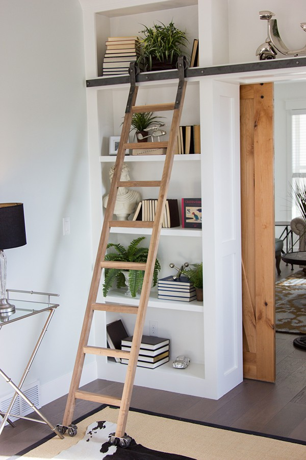 A buyers guide to the most beautiful library ladders well start with the option that will give the least offence to your bank account though youll find that artisan hardwares sliding ladder is less solutioingenieria