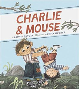 charlie and mouse book cover