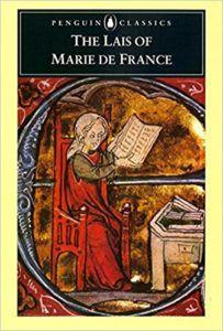 Lais of Marie de France cover