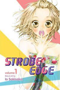 Strobe Edge volume 1 cover - Io Sakisaka