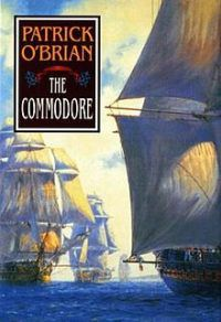 Cover of The Commodore by Patrick O'Brian