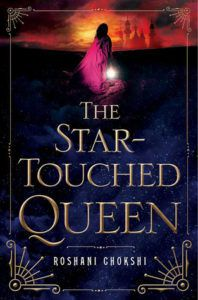 The Star-Touched Queen cover