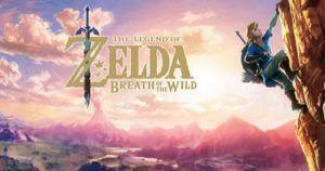 zelda inspired epic fantasy book