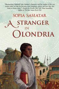 A Stranger in Olondria book cover