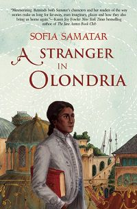 A Stranger in Olondria book cover