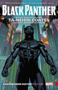 Black Panther: A Nation Under Our Feet from 10 Awesome SFF Books Like Black Panther | bookriot.com