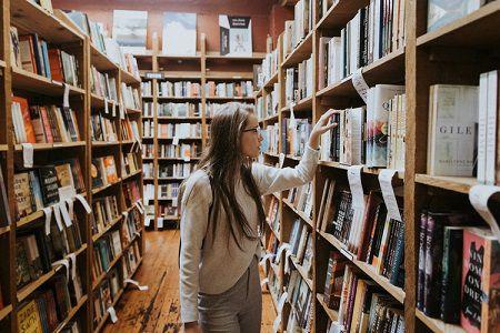 No More Book Shopping