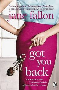 got you back by jane fallon cover image
