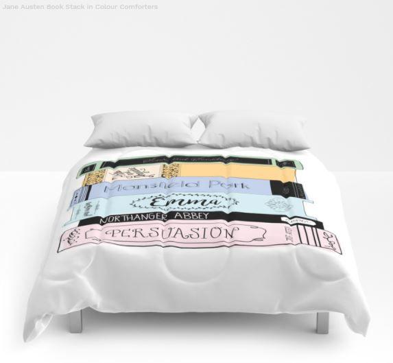 Jane Austen gifts, Comforter
