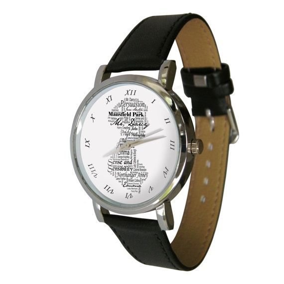Jane Austen gifts, Watch