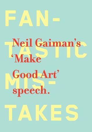 make good art by neil gaiman cover