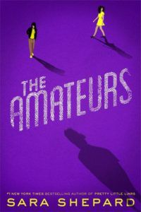 the amateurs by sara shepard book cover