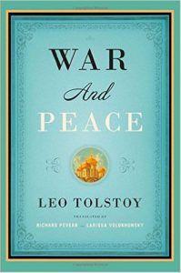 War and Peace by Anna Karenina