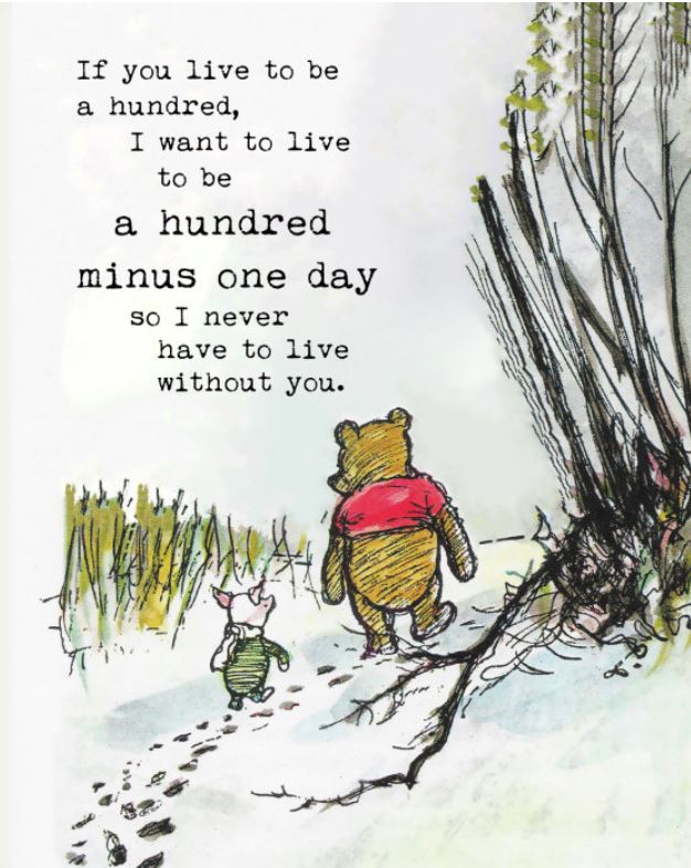 35 Winnie The Pooh Quotes For Every Facet Of Life Book Riot