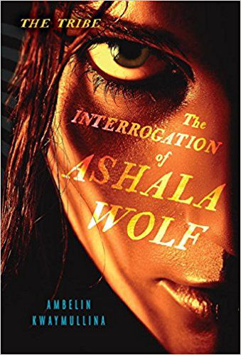 Interrogation of Ashala Wolf cover