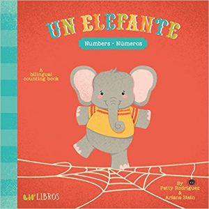 Un Elefante Book Cover