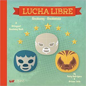 Lucha Libre Book Cover