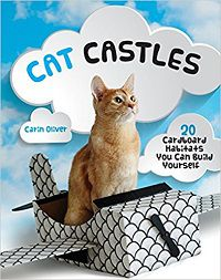 Cat Castles by Carin Oliver
