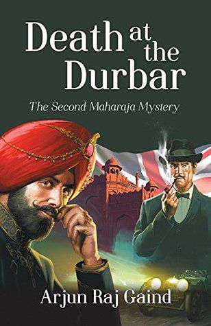 cover image: an Indian man in a red turban twirling his mustache with a man in top hat and tux in the background smokes a pipe