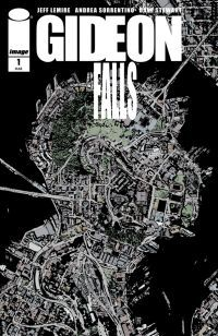 Gideon Falls in 12 of the Best Horror Comics That Are Terrifying Readers Today