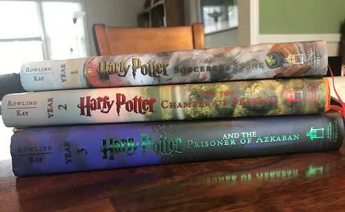 Harry Potter Illustrated Editions in Reading Harry Potter | Bookriot.com
