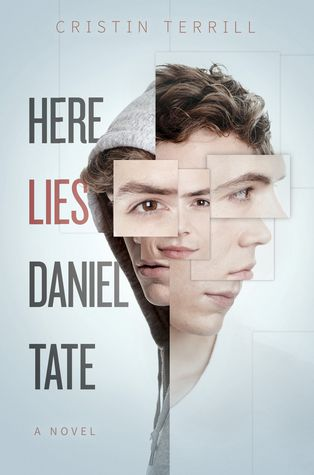 cover image: a white teenage boy's face overlayed with graphic squares showing zoomed in features and angles of his face