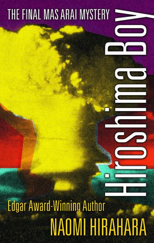 cover image: an atomic bomb exploding with the cloud in bright yellow with a red sky background