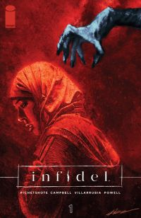 Infidel in 12 of the Best Horror Comics That Are Terrifying Readers Today