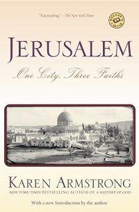 Cover of Jerusalem One City Three Faiths
