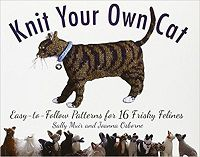 Knit Your Own Cat by Sally Muir and Joanna Osborne