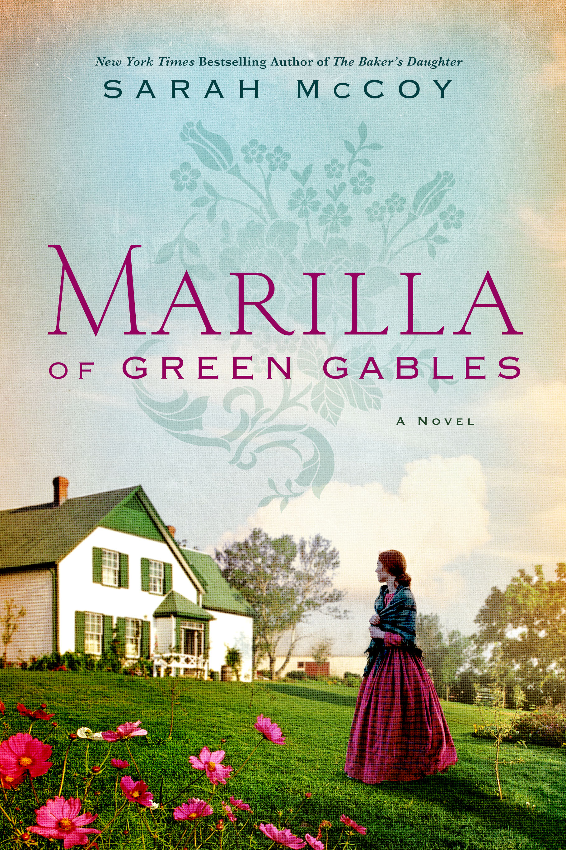 Cover Reveal: MARILLA OF GREEN GABLES by Sarah McCoy