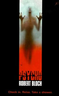 Cover of Psycho by Robert Bloch
