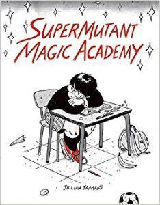 supermutant magic academy book cover