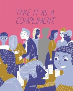 take it as a compliment book cover