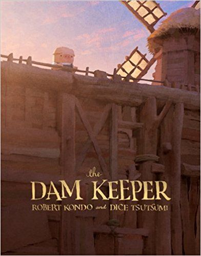 The Dam Keeper book cover
