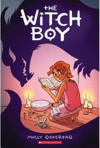 The Witch Boy from Witchy Comics for Halloween | bookriot.com