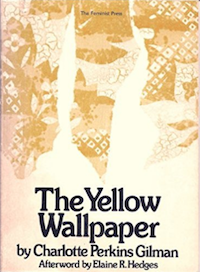 The Yellow Wallpaper Cover