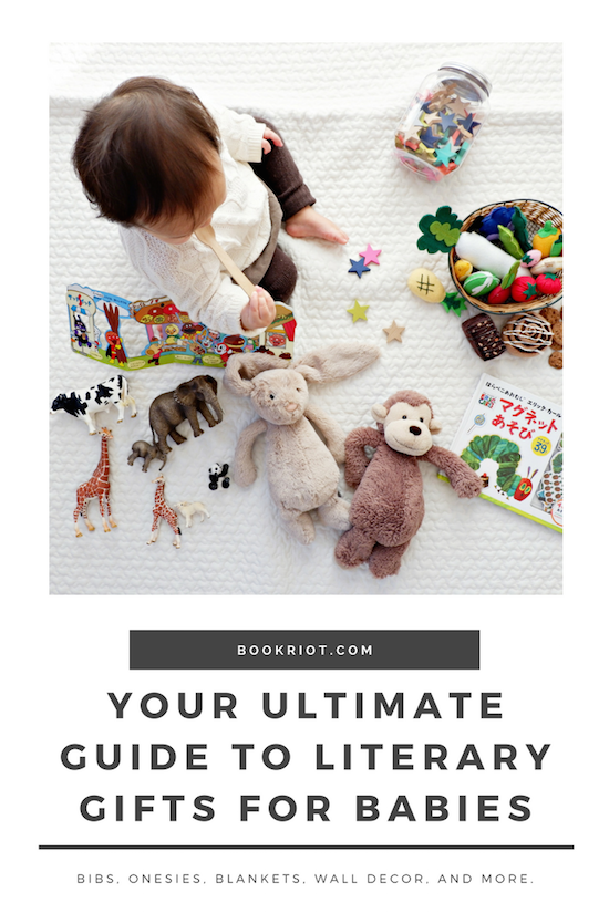 Literary Gifts for Babies: Your Ultimate Guide to Great Bookish Finds | BookRiot.com