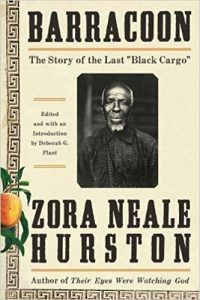 Barracoon Zora Neale Hurston cover